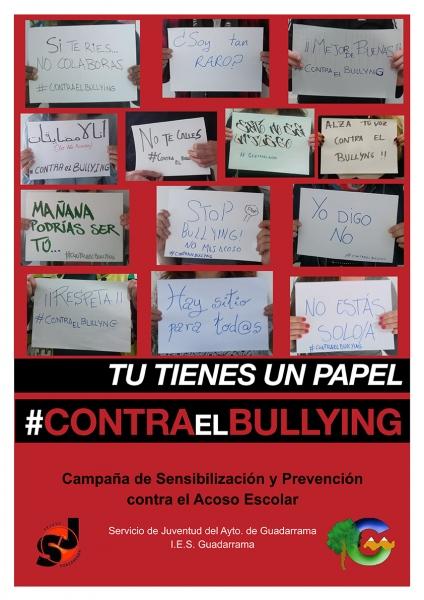 Porque en el Bullying o acoso escolar todos tenemos un papel y una  responsabilidad 90ffeca09ac
